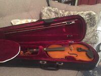 Beautiful child's 3/4 size violin