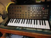 Korg MS-20 Mini Semi-Modular Synthesizer