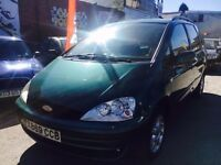 FORD GALAXY 1.9 DIESEL ZETEC MANUAL 6 SPEED DRIVES WELL