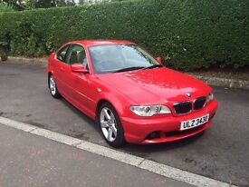 BMW 330CI - FSH, lots of receipts, Original Car in Immaculate condition
