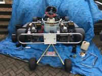 Ms 2013 prokart rolling chassis