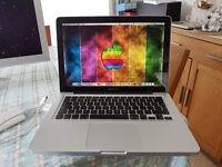"Apple MacBook Pro 13"" Mid 2009 2.26GHz 8GB 500GB HDD NVIDIA Geforce 9400M"