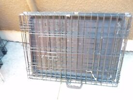 EXTRA LARGE DOG CAGE,EXCELLENT CONDITION,BARGAIN £35, CAN DELIVER