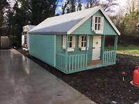 10x16 Ladybird playhouse brand new