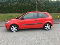 2008 Ford Fiesta 1.4 TDCI £30 Tax A Year Cheap Insurance Full Service History + Not VW Golf Audi A3