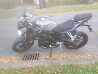 Yamaha MT-125 ABS 66 plate in showroom condition