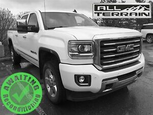 2016 GMC SIERRA 2500HD SLT Z71|Sun| Heat Leath/Wheel| Prk Asst|2