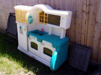 Fisher Price childs play kitchen