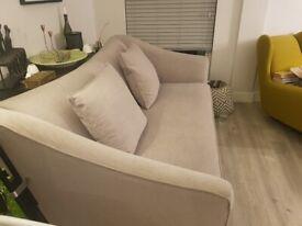 Sofa - John Lewis 2 seater