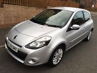 RENAULT CLIO 1.2 ** 59 PLATE ** TOMTOM EDITION ** 39,000 MILES FROM NEW **