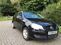 2006 VW POLO 1.2 *low mileage- good condition with SERVICE HISTORY*