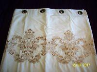 Curtains - pair
