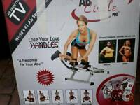 ABS TRAINER HARDLY USED