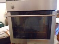 Diplomat ADP3230 stainless steel electric oven