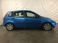 2005 Ford Fiesta 1.4 Zetec Climate 5dr *** Full Years MOT ***