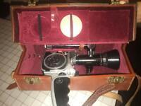 Paillard Bolex P2 Zoom Reflex cheap Movie Camera