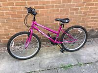 Dunlop bloom girls bike
