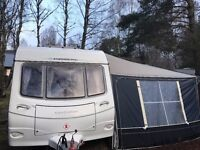Coachman Pastiche 560 - 2010 - 4 Berth - Aviemore Sited