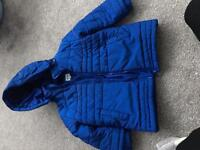 Boys Hugo boss coat age 2