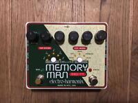 Electro-Harmonix EHX Deluxe Memory Man Tap Tempo 550