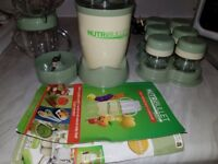 Nutribullet for baby food blender
