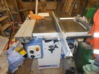Universal Woodworking Machine Mini Max Lab 260