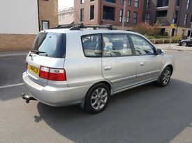 2004 KIA CARENS 2.0 DIESEL MANUAL
