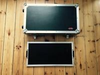 *** Gator G-Tour Pedal Board With Flight Case And Wheels ***