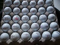 30 PINNACLE GOLF BALLS WITH MARKS 18P EACH