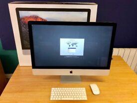 iMac 5K 2015 32 Gb Ram Intel Core i5 3.2 GHz