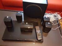 Panasonic home theatre SA BTT270