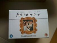 FRIENDS COMPLETE BOX SET DVD NEW AND SEALED - IDEAL EASTER GIFT (0 CALORIES!)