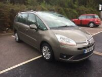2008 C4 Grand Picasso 7 Seater....FSH...12 Mth MOT Available....P/X Welcome...103,000 Miles