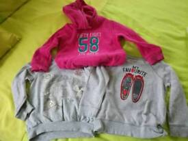 Girls next jumpers age 4