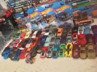 Hotwheels 55unboxed 6 boxed