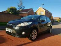Ford fiesta 1.25 zetec 2009 low miles px welcome