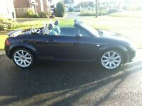 Audi TT Quattro convertible 180 bhp px welcome 4wheel drive mint no faults t/belt wat pump serviced