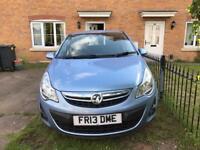2013 Vauxhall Corsa EcoFlex 1.3, Service History, New MOT, 2 Keys