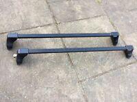 Roof bars for MK4 Astra + 2 keys