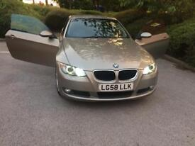 Automatic BMW series 3 Coupe