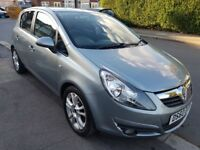 CORSA 1.2 SXI MANUAL WITH SHIFT ASSISTANCE EXCELLENT CONDITION HPI CLEAR! HIGH WAY MILES