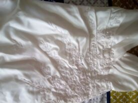 Wedding dress 10 to 12