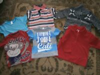 Large Bundle of Boys Clothes Aged 2-3 years