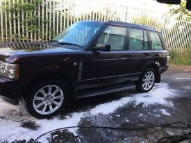 Land Rover Range Rover 4.2 V8 Supercharged 35th Anniversary 5dr