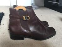 Clarks Chelsea Boots Size 7