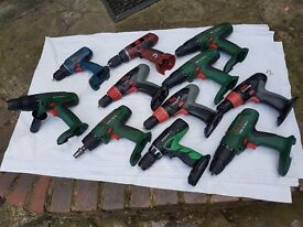 Bosch, Hitachi and Skill Drills-Spares and Repairs