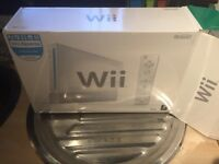 💥Rainey days💥boxed Nintendo wii with games + controllers Dundee/deliver💥Rainey days💥