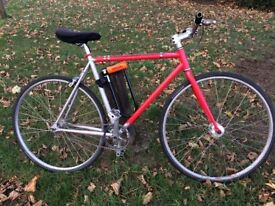 Gents Single Speed Bike SE BIKES 2011 Draft lite