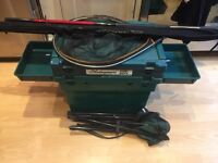 Fishing Tackle- Including rods, reels, tackle, seat box, gear, kit etc
