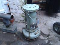 Aladdin paraffin heater